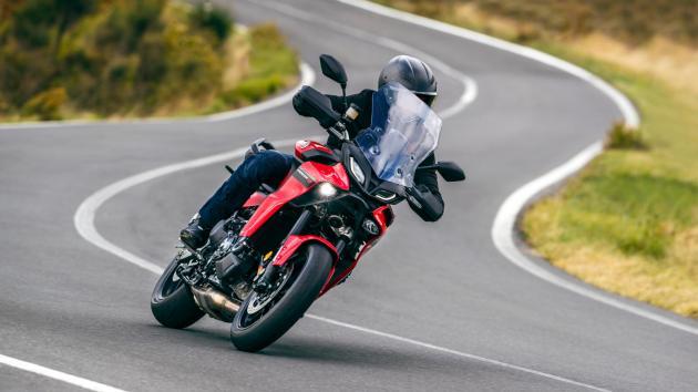 Yamaha Tracer 9 / GT 2021