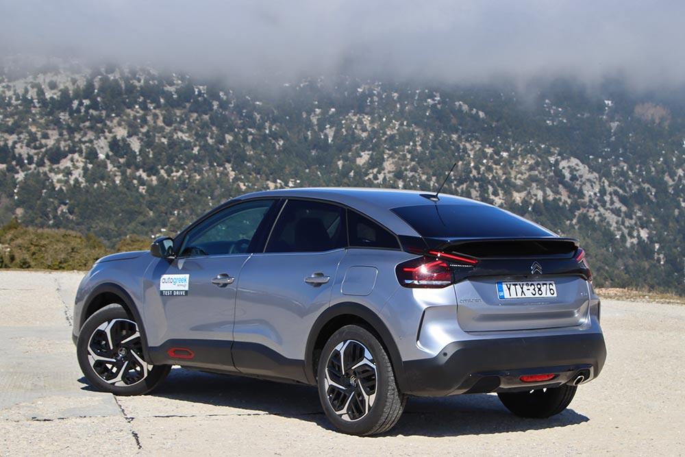 Citroen Avant garde Crossover με 17.950 ευρώ