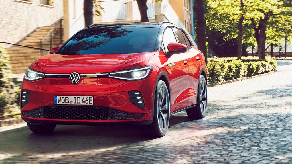 VW ID.4: Best seller ηλεκτρικό τον Απρίλιο στην Ευρώπη
