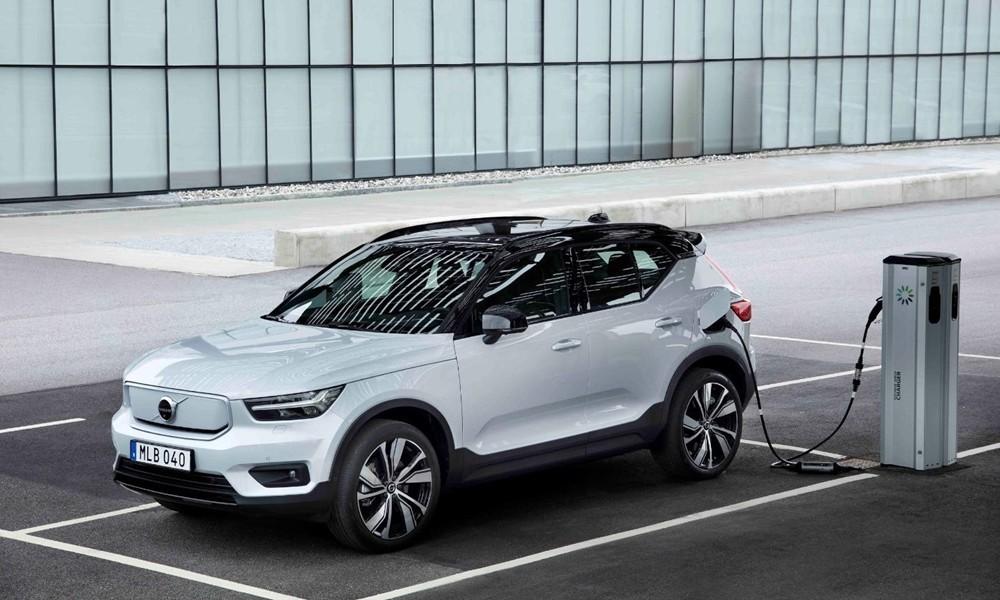 Volvo XC40 Recharge: Τεχνολογική πρωτοπορία με σουηδικό στιλ και στα αμιγώς ηλεκτρικά