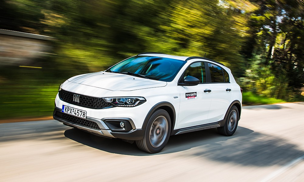 Fiat Tipo Cross 1.0 100 PS