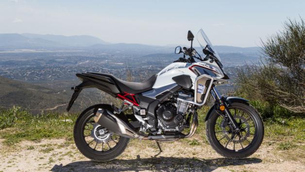 HONDA CB 500X: Long term test