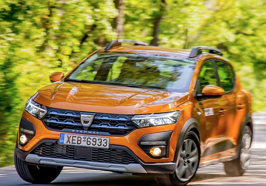 Δοκιμάζουμε το νέο Dacia Sandero Stepway 1.0 TCe LPG των 100 PS