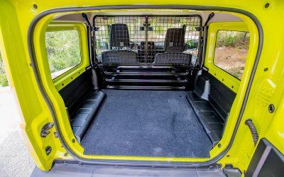 Suzuki Jimny 1.5 GL AWD σε επαγγελματική έκδοση